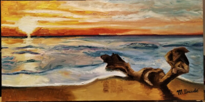 Sortida del sol a Cabo de Gata